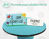 I am Special Ornament/Figurine