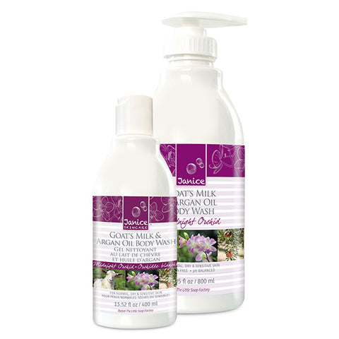 Midnight Orchid Body Wash