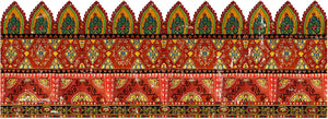 IOD Bohemian Border 12x33 Decor Transfer
