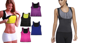 Hot Body Shaper - Vest