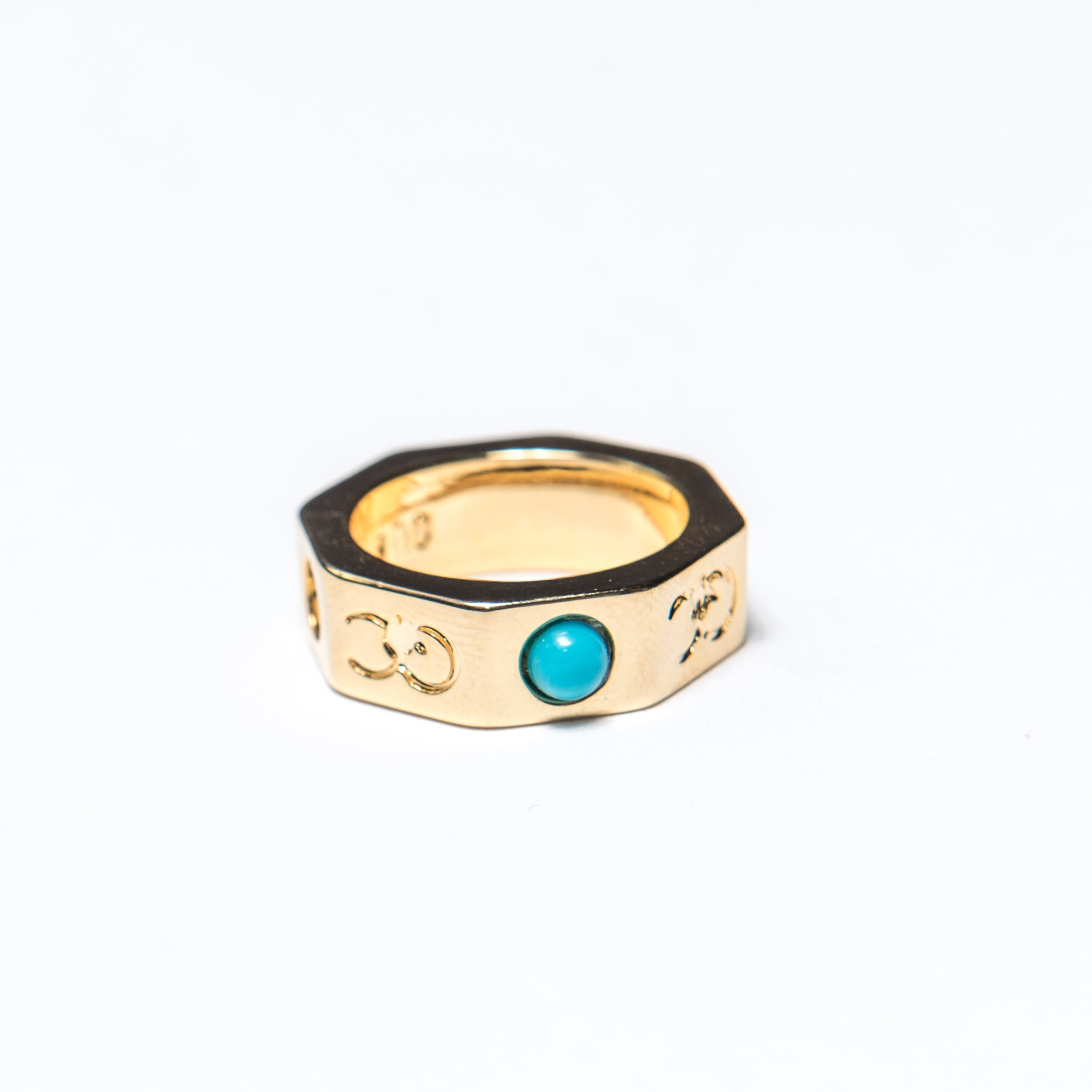 Q&C Gold Abundance Ring