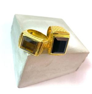 Pharaoh Ring Gold