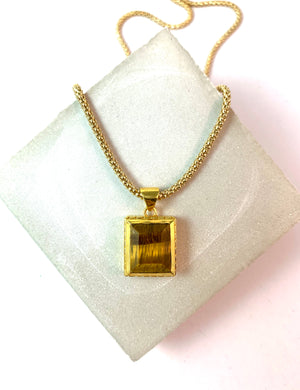 Pharaoh Chain Gold
