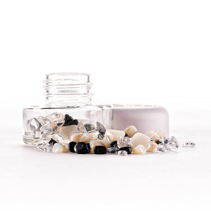 Load image into Gallery viewer, INU! Crystal Jar | Yin Yang