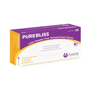 PureBliss Latex Powder-Free Gloves