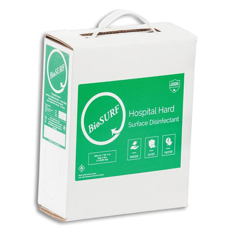 5L (1.32 Gallon) BioSURF Surface Disinfectant (Pre-order available 8-12 weeks, ONLINE ORDERING NOT AVAILABLE TO DENTIST)