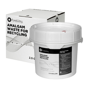 2.5 Gallon Amalgam Recycling System
