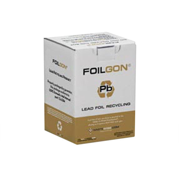 Foilgon® Mail-In Lead Foil Recycling System