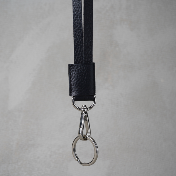 Key Hanger, Black and Palladium