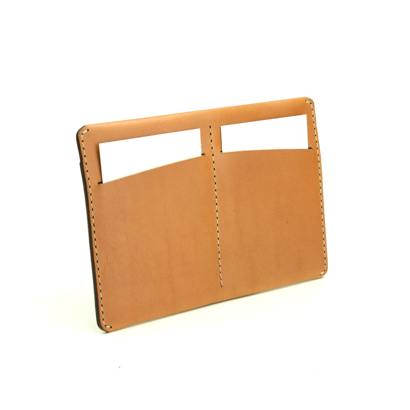 Passport Wallet, Cognac