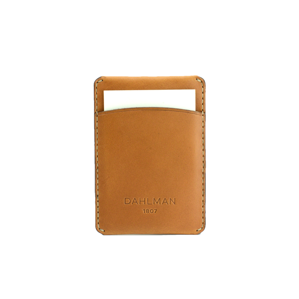 Card Holder, Cognac