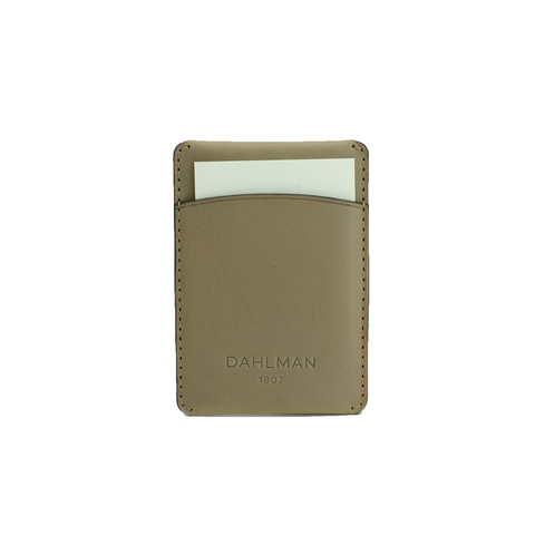Card Holder, Moss Gray
