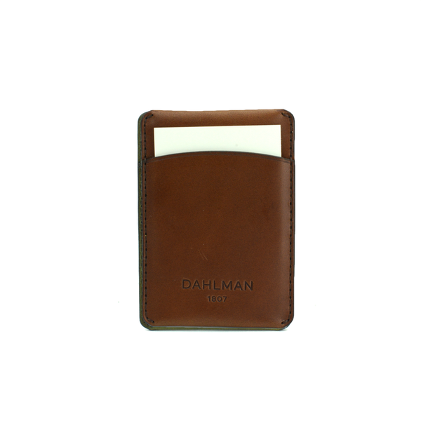 Card Holder, Light Brown