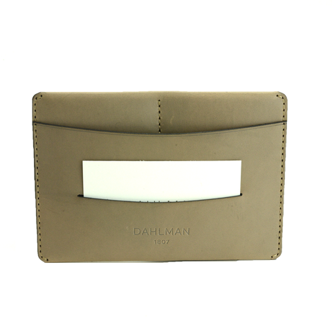 Passport Wallet, Moss Gray