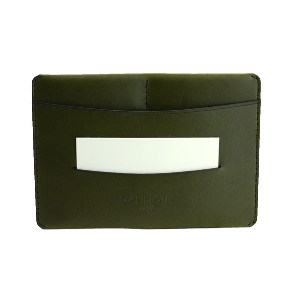 Passport Wallet, Dark Green