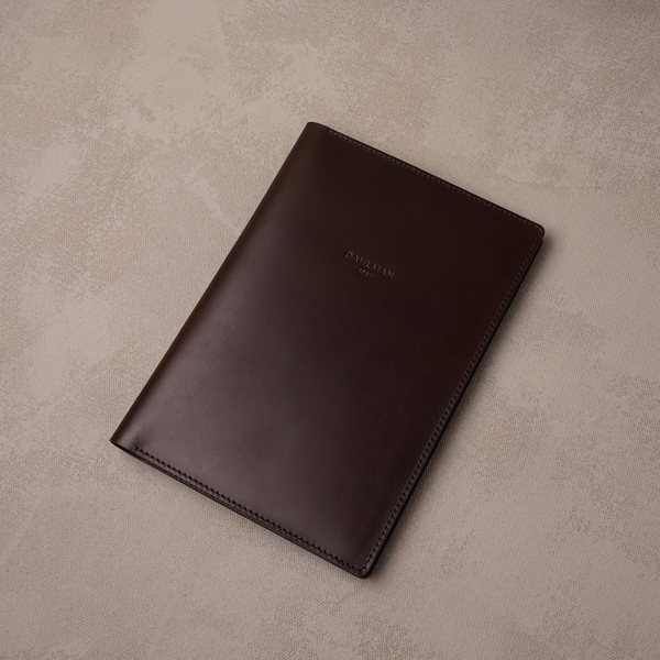 Notebook Cover, Dark Brown