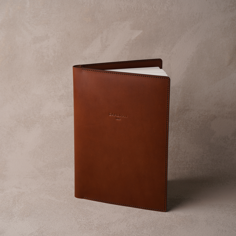 Notebook Cover, Light Brown