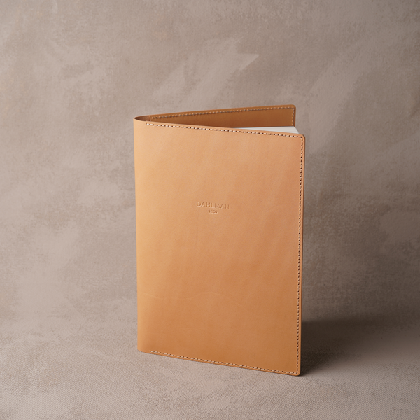 Notebook Cover, Tan