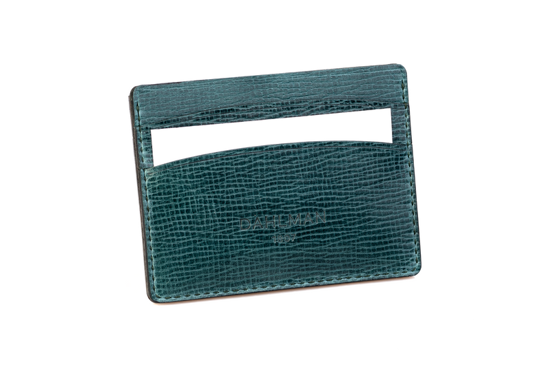 Double-sided Cardholder, Agave Green