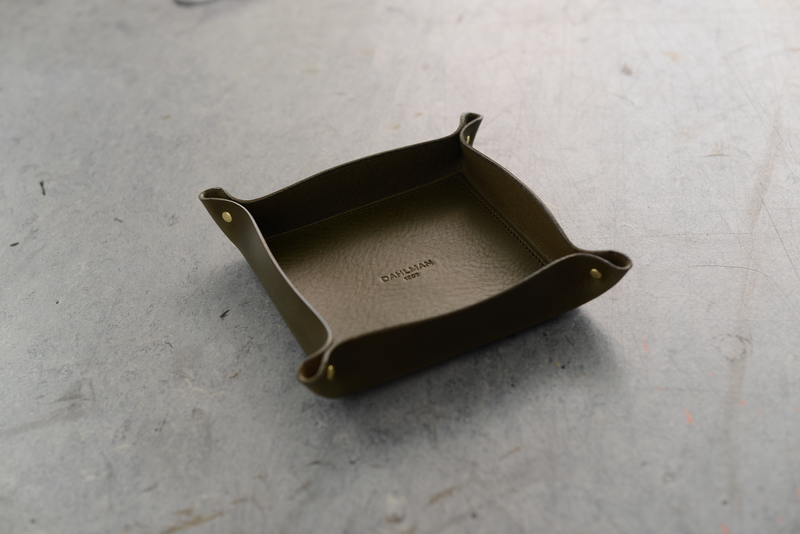 Valet Tray, Green