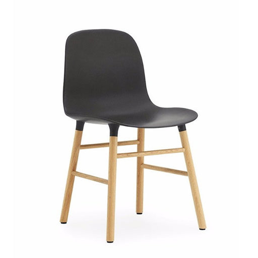 Black Form Chair