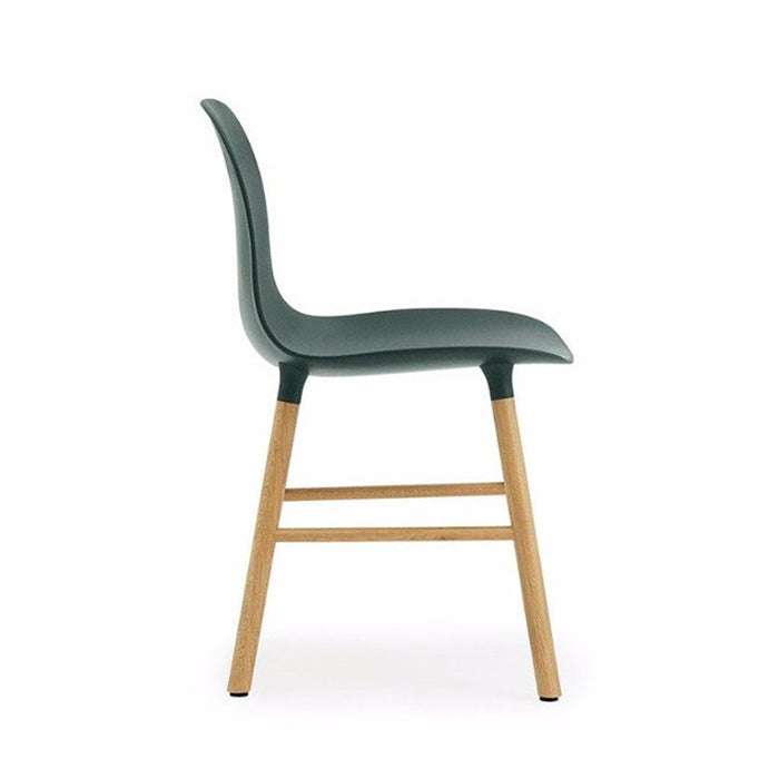 Green Form Chair