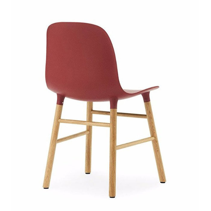 Red Form Chair