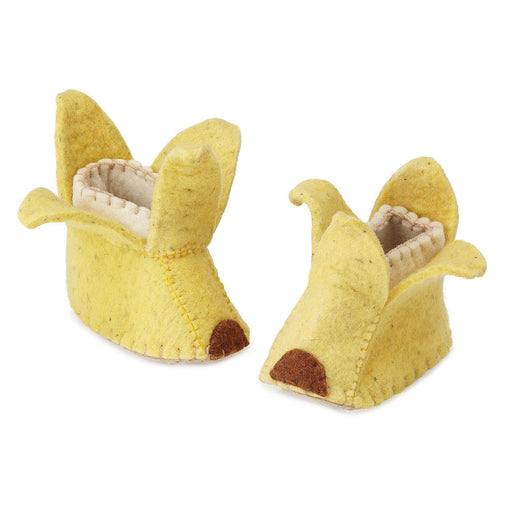 Banana Split Booties