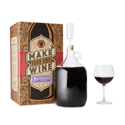 Cabernet Sauvignon Wine Making Kit