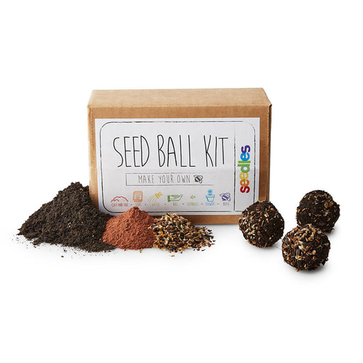 DIY Wildflower Seed Ball Kit
