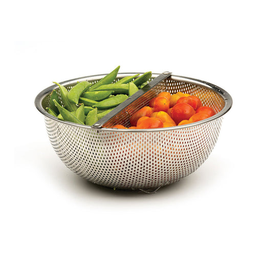 Due Section Colander with Detachable Divider