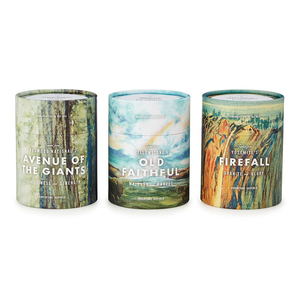 Great Outdoors National Park Candles