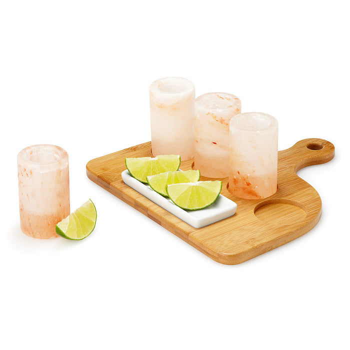 Himalayan Salt Tequila Glasses (Set of 4)