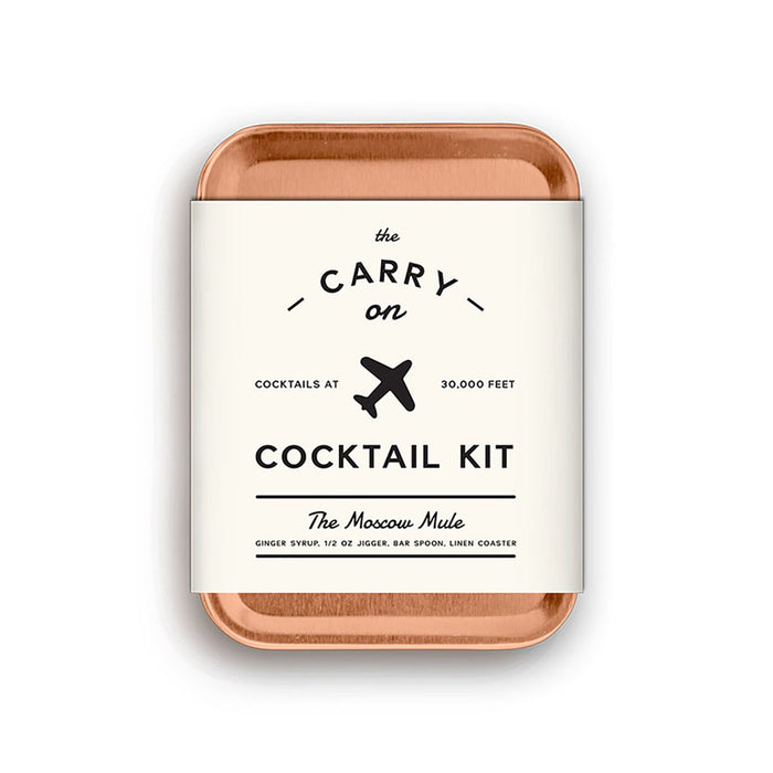 Moscow Mule Carry-On Kit