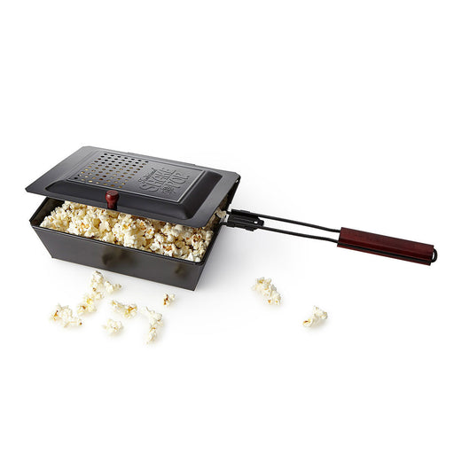 Outdoor Popcorn Popper