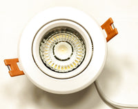 Round LED thin recessed ceiling Light