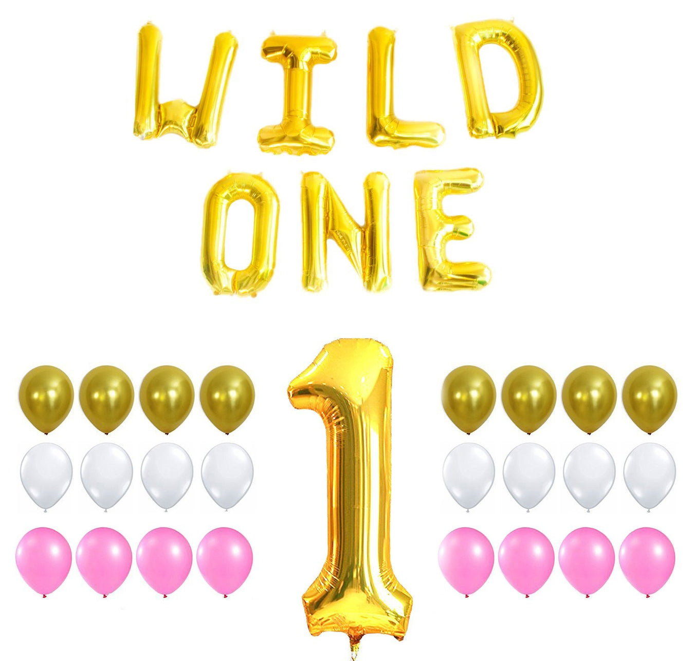 Wild one birthday theme