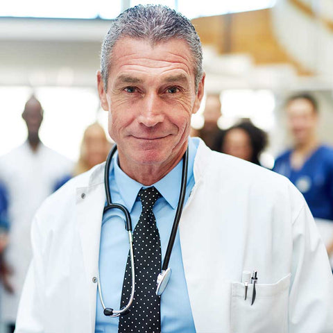 a doctor