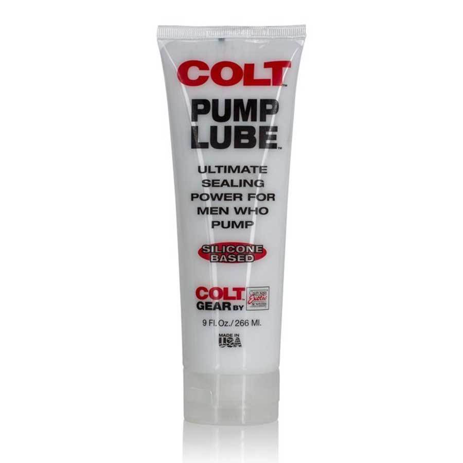 Colt Penis Pumping Silicone Lube 9 oz Lubricant