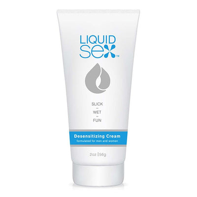 Desensitizing Cream for Men 2 Fl oz by Liquid Sex