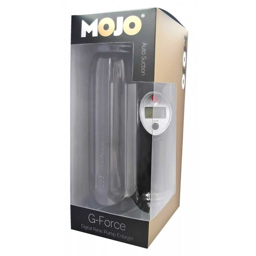 Mojo G Force 9.5 Inch Digital Electric Penis Pump with Remote Controller Penis Pumps