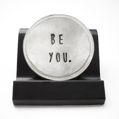 Be You Courage Coin