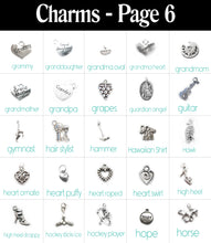 Load image into Gallery viewer, Build a Bangle with 10 Charms!