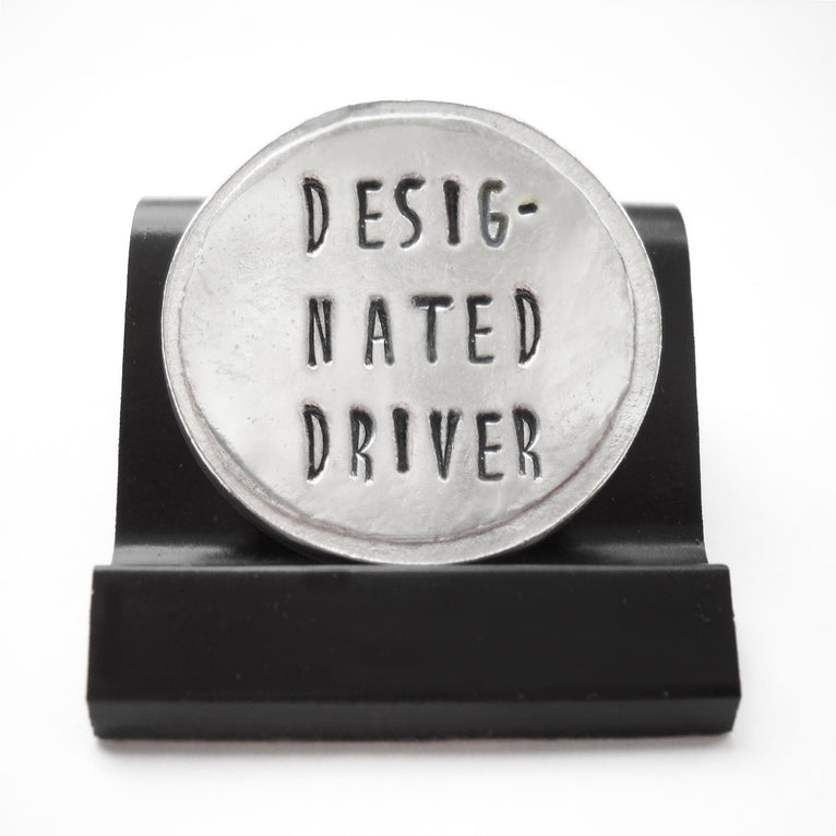 Designated Driver Courage Coin