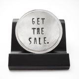 Get The Sale Courage Coin