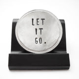 Let It Go Courage Coin