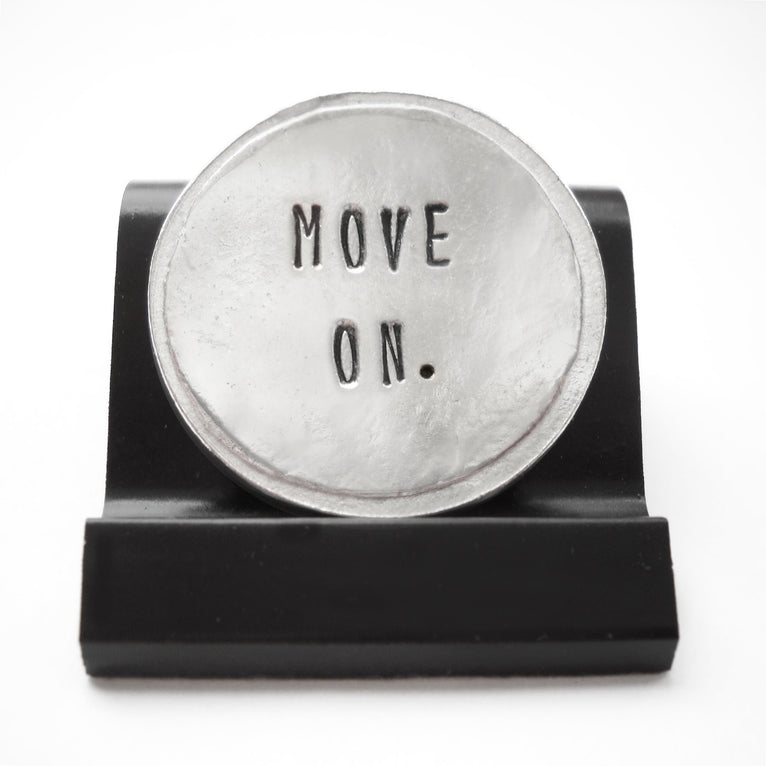 Move On Courage Coin