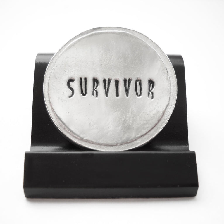 Survivor Courage Coin