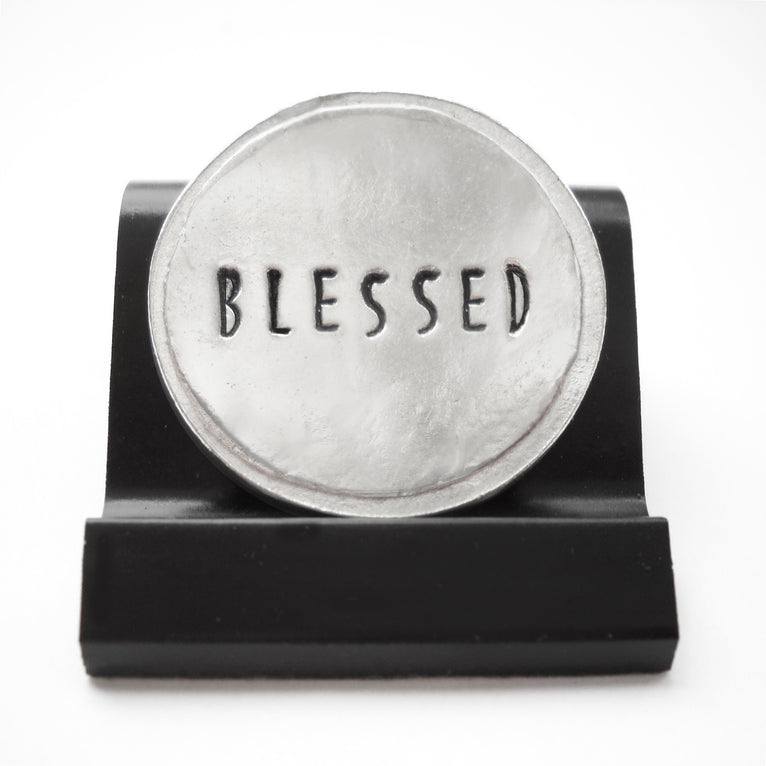 Blessed Courage Coin