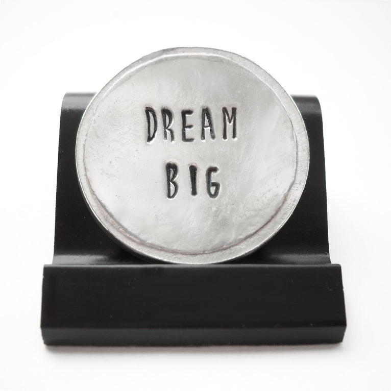 Dream Big Courage Coin